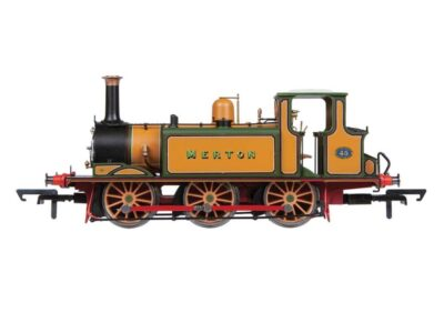 Hornby R3823 Class A1 Terrier 0-6-0T 45 'Merton' in LBSCR improved engine green - Centenary Year Limited Edition