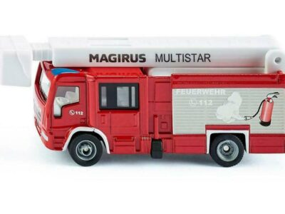 Siku 1749 Iveco Magrius Multistar Aerial Platform Fire Engine Truck
