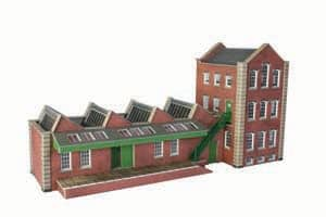 Metcalfe PO283 Small Factory OO/HO Scale